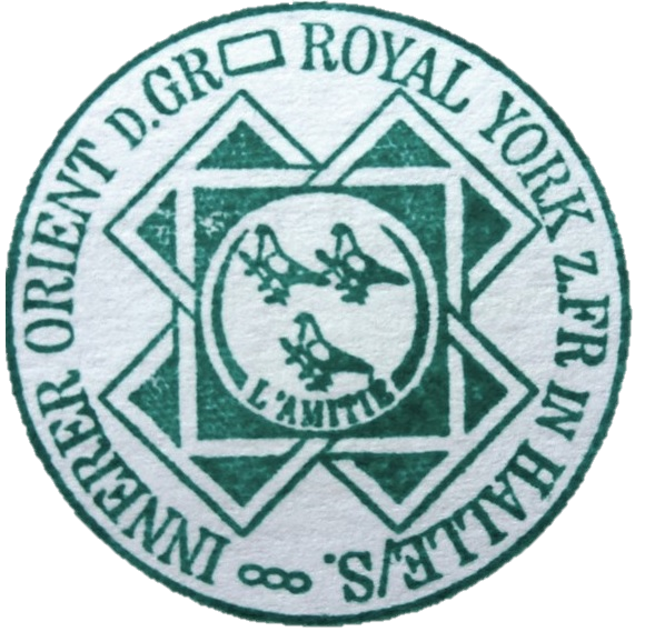 Siegel des Inneren Orients Halle